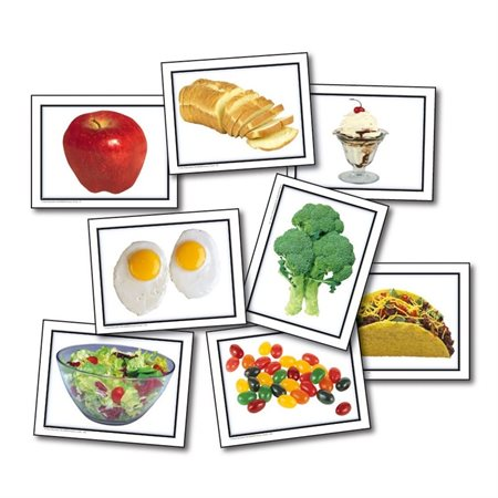 Cartes de aliments #2