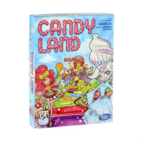 Jeu de CandyLand
