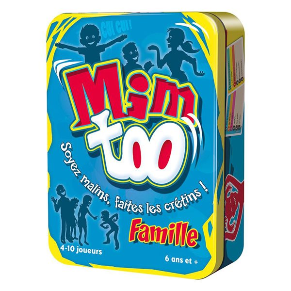 Mimtoo - Version famille