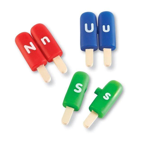 Sucettes alphabet Smart Snacks® Alpha Pops™