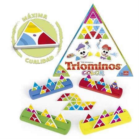 TRIOMINOS COULEUR