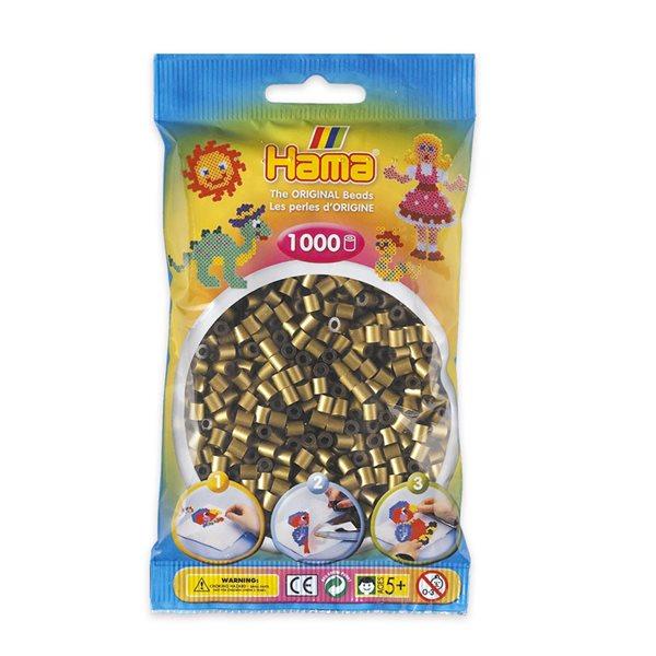 Perles Hama bronze (1000)