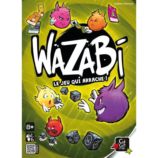 Jeu Wazabi