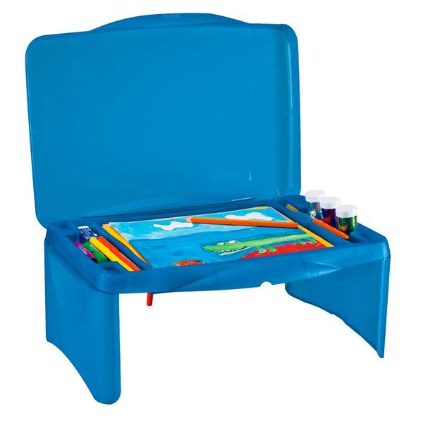 TABLE D'ACTIVITÉ BLEU