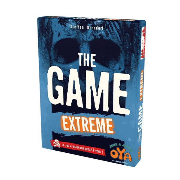 Jeu The Game extreme