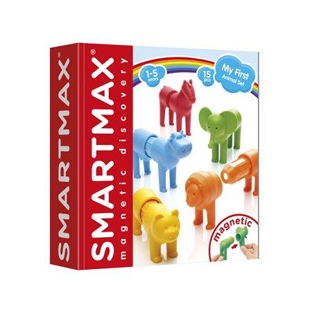 SMARTMAX: MES PREMIERS ANIMAUX 15 PCS