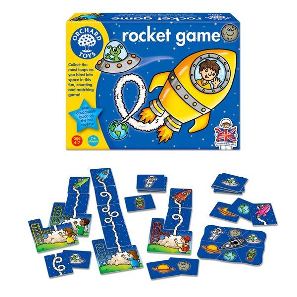 Jeu Rocket game