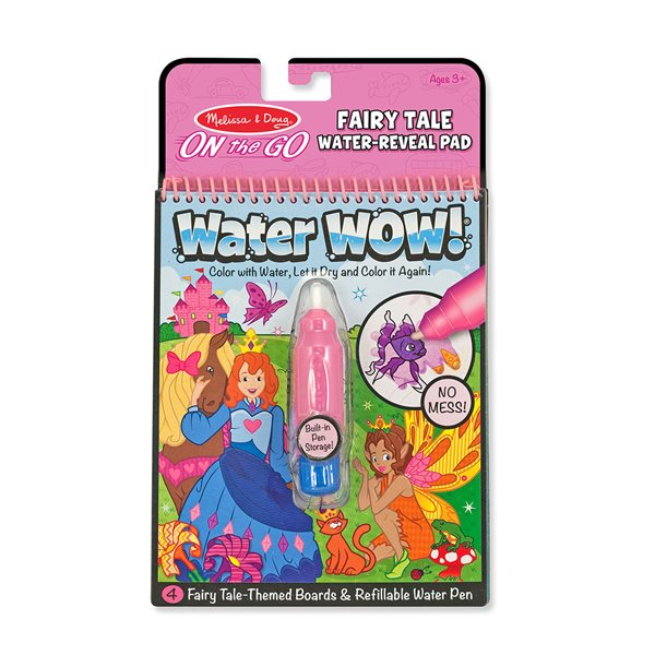 WATER WOW FÉES