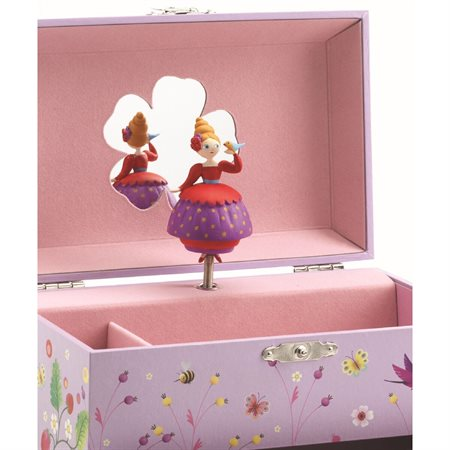 Boîte à musique princesse