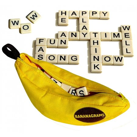 BANANAGRAMS ANGLAIS