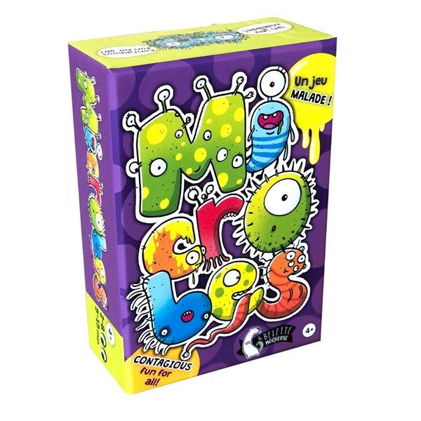 Jeu Microbes