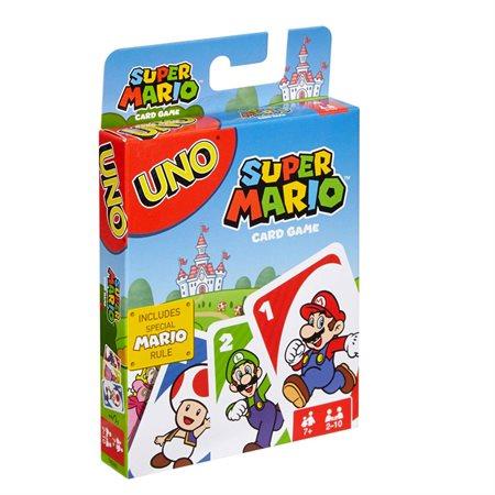 Jeu UNO® Super Mario Bros