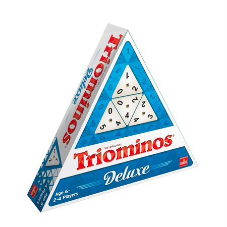Jeu Triominos Deluxe