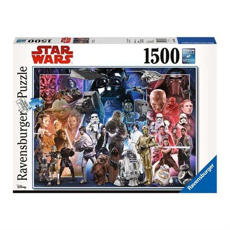 1500 PCS L'UNIVERS DE STAR WARS
