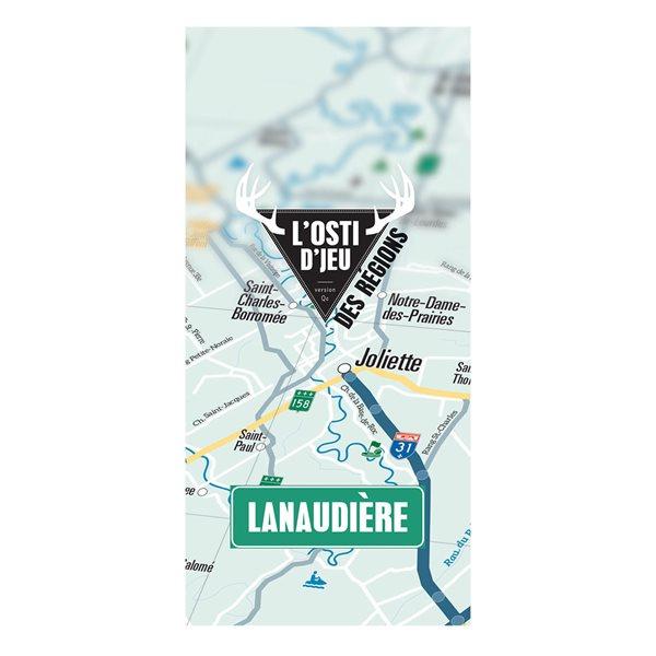 L'osti d'jeu des régions - Lanaudière