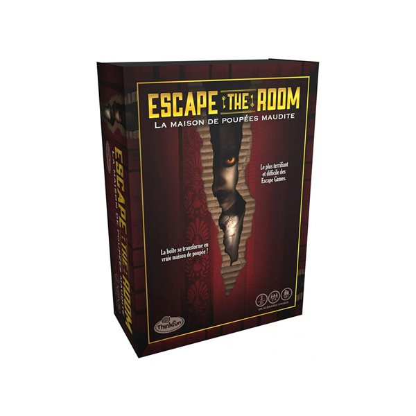 Jeu Escape the Room - La maison de poupée