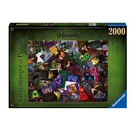 2000 pcs Disney-Tous les Méchants
