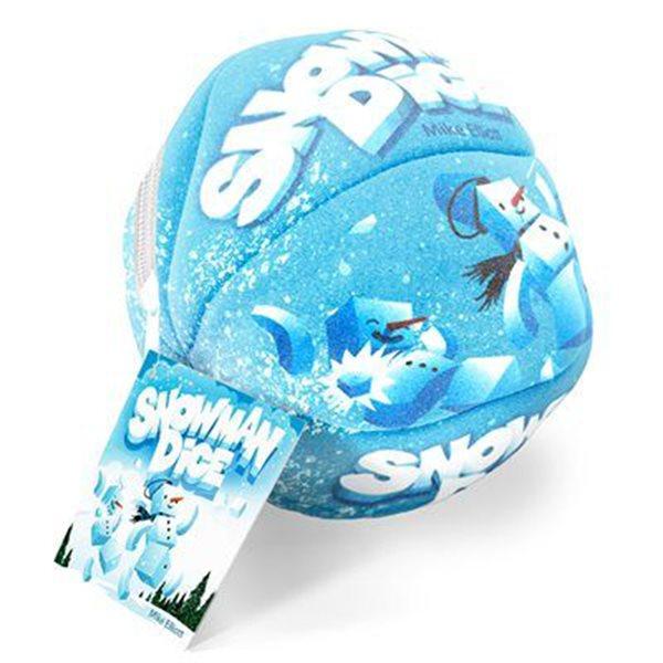 Jeu Snowman Dice