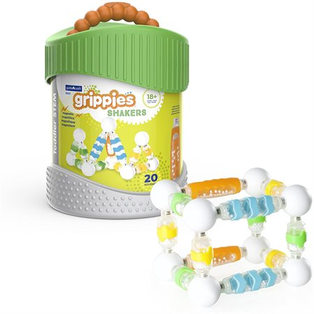 Grippies Shakers - 20 Pièces