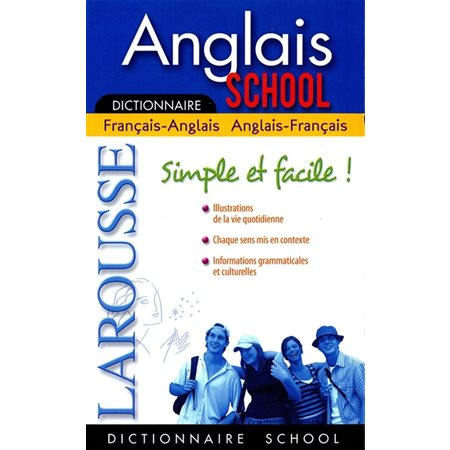 Larousse school français/anglais