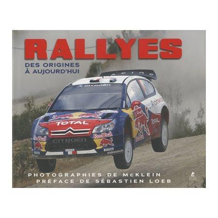Rallyes : des origines à aujourd'hui