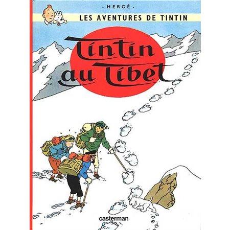 Tintin au tibet t.20