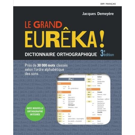 Le grand Eurêka! secondaire 3e édition