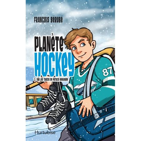 Sur les traces de Patrice Bergeron, Tome 3, Planète hockey