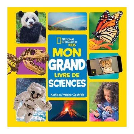Mon grand livre de sciences