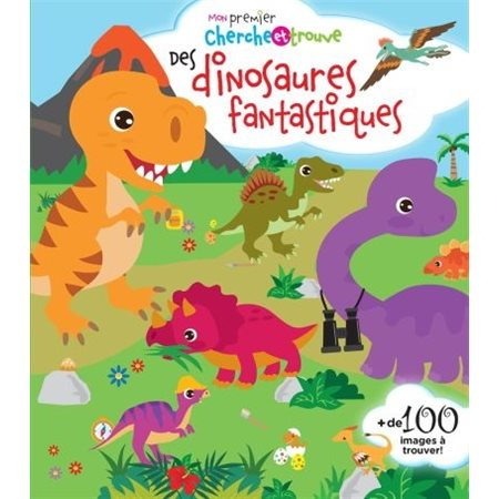 Des dinosaures fantastiques