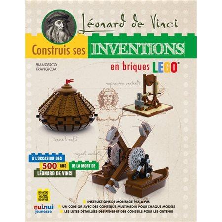 Léonard de Vinci : construis ses inventions