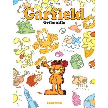 Garfield gribouille, Tome 69, Garfield