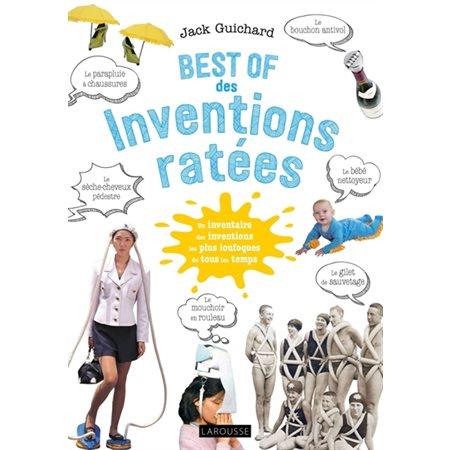 Best of des inventions ratées