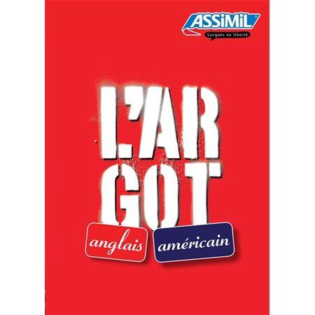 Coffret argots anglais et américain