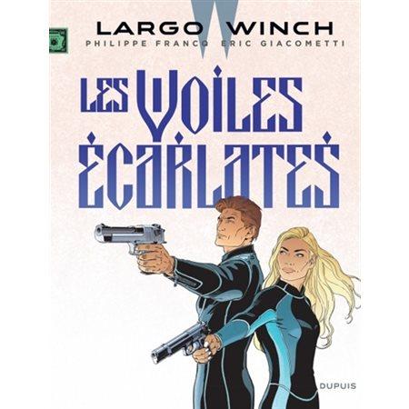 Les voiles écarlates, Tome 22, Largo Winch