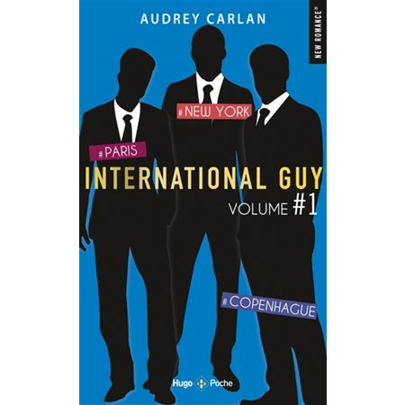 Tomes 1 à 3, Tome 1, International Guy