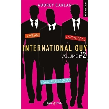Tomes 4, 5, 6, Tome 2, International Guy