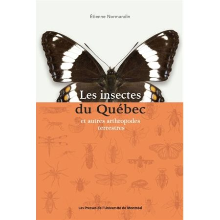 Guide des insectes du Québec