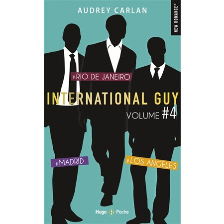 Tomes 10, 11 et 12, Tome 4, International Guy