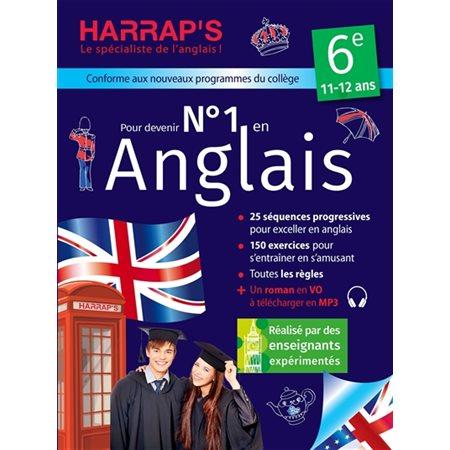 Pour devenir n° 1 en anglais 6e, 11-12 ans
