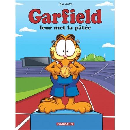 Garfield leur met la pâtée, Tome 70, Garfield