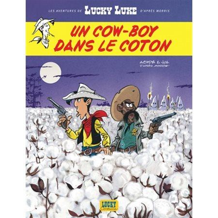 Un cow-boy dans le coton, Tome 9, Les aventures de Lucky Luke d'après Morris