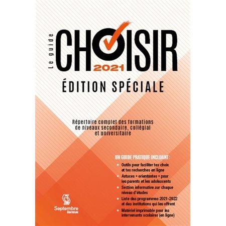 Le guide Choisir 2021 édition spécial