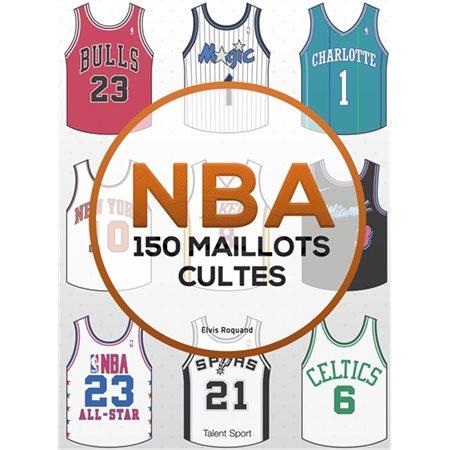 NBA 150 MAILLOTS CULTES