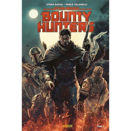 Star Wars : bounty hunters T.01