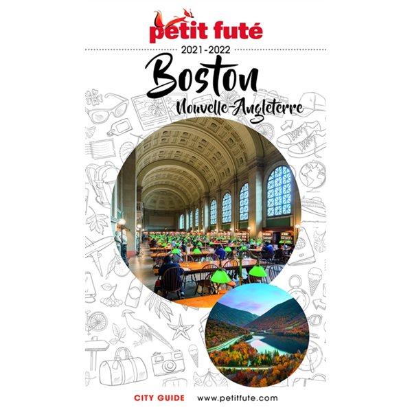 Boston, Nouvelle-Angleterre